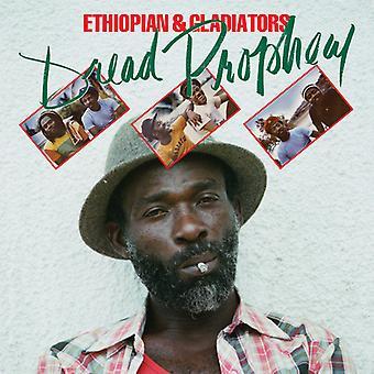 Ethiopian & Gladiators - Dread Prophecy [CD] USA import