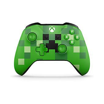 Xbox One Wireless Controller - Minecraft Creeper Limited Edition