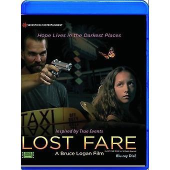 Lost Fare [Blu-ray] USA-Import