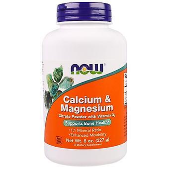 Proszek wapnia i magnezu (227 g) - Teraz foods