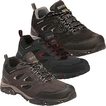 Regatta Mens Holcombe IEP Low Rise Outdoor Walking Hiking Trainers Chaussures