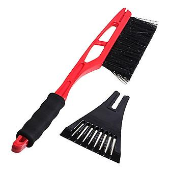 2-in-1 Large Car Vehicle Winter Snow Ice Scraper/shovel Removal Brush