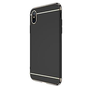iPhone X/10 5.8インチ用FSHANGフォンケースバンパー