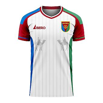 Eritrea 2020-2021 Home Concept Football Kit (Libero)