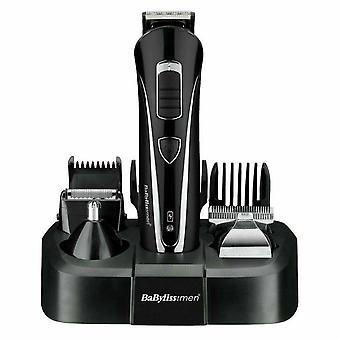Babyliss 7428U Carbon Steel Multi Groomer Hair Beard Face & Kit de toilettage du corps