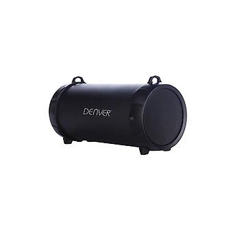 Denver Electronics BTS - 53 black bluetooth speakers