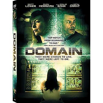 Domain [DVD] USA import