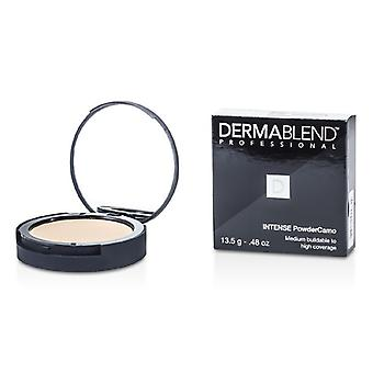 Dermablend Intense Powder Camo Compact Foundation (Medium Buildable to High Coverage) - # Caramel 13.5g/0.48oz