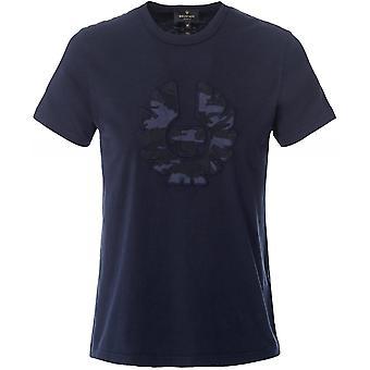 Belstaff Applique Camo T-paita