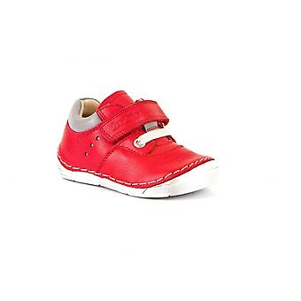 FRODDO Leather Trainer Style Shoe
