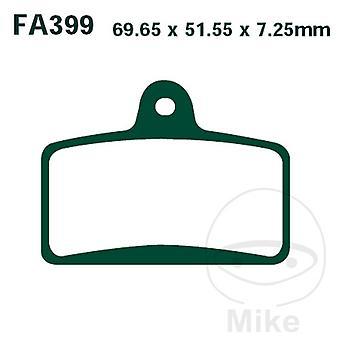 EBC Organic Brake Pads FA399