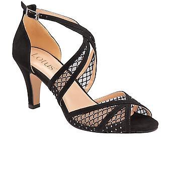 Lotus Arianna Womens Heeled Sandals