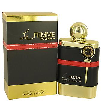Armaf Le Femme Eau De Parfum Spray von Armaf 3.4 oz Eau De Parfum Spray