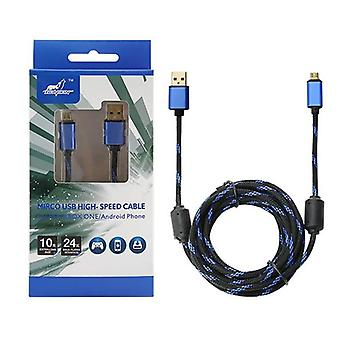 Playstation 4 Controller For Xbox One Handle Fast Charging Cable