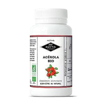 Organic acerola 60 capsules