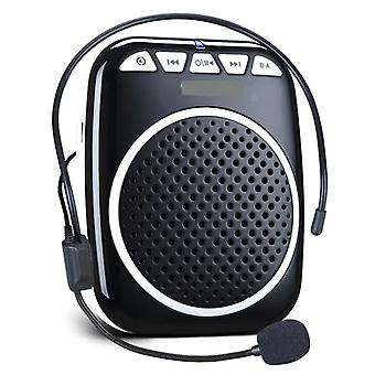 Sprachverstärker mit kabelgebundenem Mikrofon S308 5w Portable Rechargeable Personal