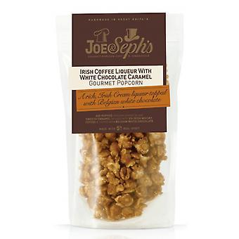 Írsky kávový likér s bielou čokoládou Karamel Popcorn