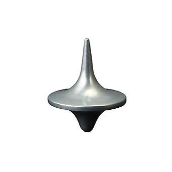 Metallinen gyro suuri tarkka hopea fidget
