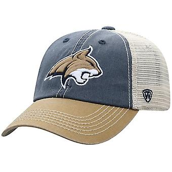 Montana State Bozeman NCAA remolcar off Road Snapback Hat