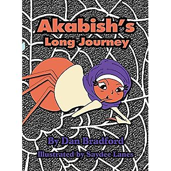 Akabish's Long Journey by Daniel Bradford - 9781602649255 Book
