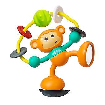 Infantino stick & spinn høy stol venn