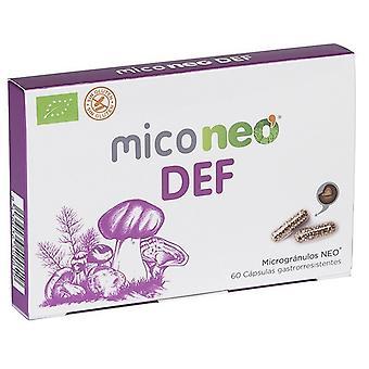 Neo Mico Def 60 Capsules