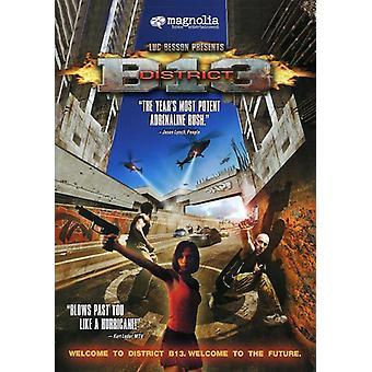 District B13 [DVD] USA import