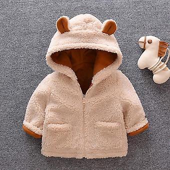Cappotto per capispalla caldo in pelliccia sintetica invernale
