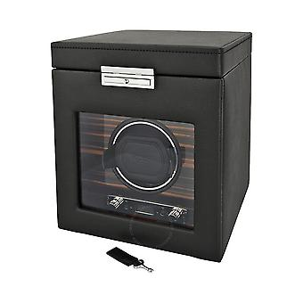 Wolf Roadster Module 2.7 Single Watch Winder with Storage 457156
