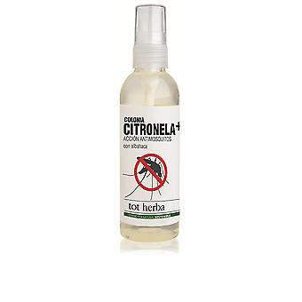 Tot Herba Citronella Antimosquitos 100 Ml Unisex