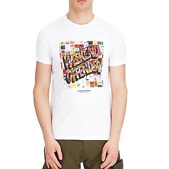 Weekend Offender Thrills T-Shirt - White