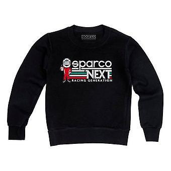 Sweat-shirt enfants&s sans Hood Sparco Next Generation