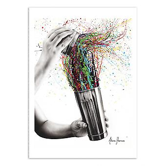 Art-Poster - Shake it - Ashvin Harrison