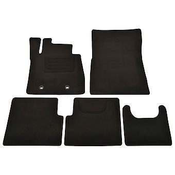 ヴィーダXL 5個。メルセデスGクラス用車床マットセット