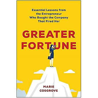 Greater Fortune by Marie Cosgrove
