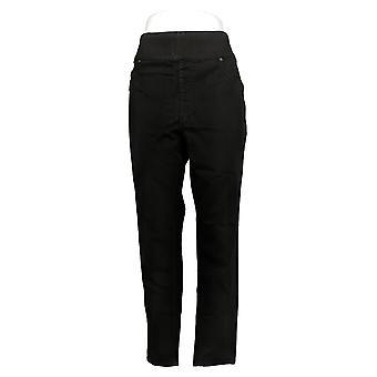 DG2 af Diane Gilman Women's Jeans Reg Ultra Skinny Jegging Black 733923