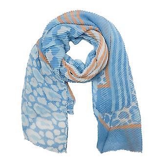 SOYACONCEPT Scarf Orange Pink Or Blue 50979