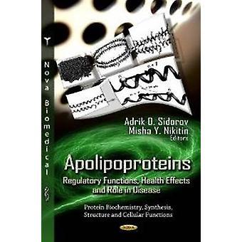 Apolipoproteins door Adrik D Sidorov