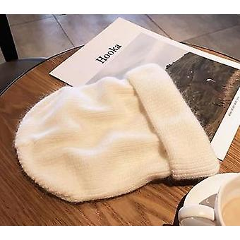 Autumn/ Winter Solid Warm Knitted Beanies Hat, Men