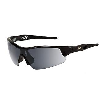 Dirty Dog Edge Sports Sunglasses - Black Photochromic