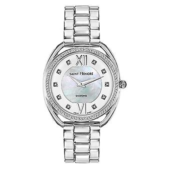Saint Honore Analog Watch Quartz for Women with Stainless Steel Strap 7211231YADN