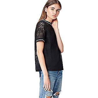 find. 70200 elegant women's jerseys, Black, 40 (Manufacturer Size: X-Small)
