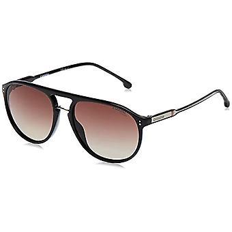 Carrera 212/S Sunglasses, Black, 58 Unisex-Adult
