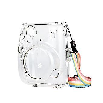 Camera case pc crystal case for fujifilm instax mini11