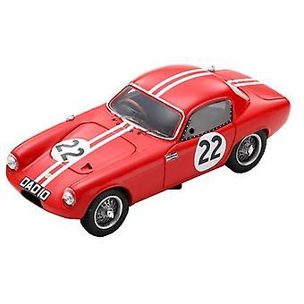 Lotus Elite Les Leston (No. 22 Goodwood 1961) Resin Model
