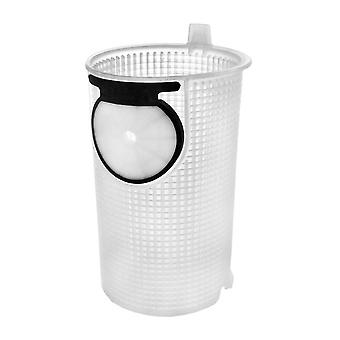 """Jacuzzi 16108606R Strainer Basket w/ 9"""" Tall Flapper for Magnum Force Pool Pumps"""