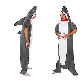 زي للبالغين القرش غراي (1 أجهزة الكمبيوتر الشخصية)