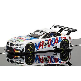 BMW Z4 GT3 (Roal Motorsport) 1:32 Scalextric Car