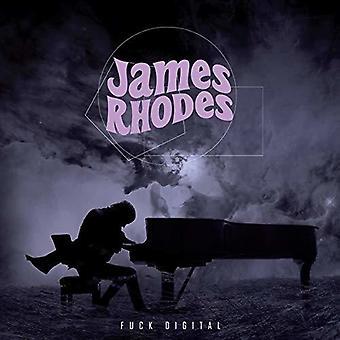 Bach,J.S. / Rhodes - Fuck Digital [Vinyl] USA import