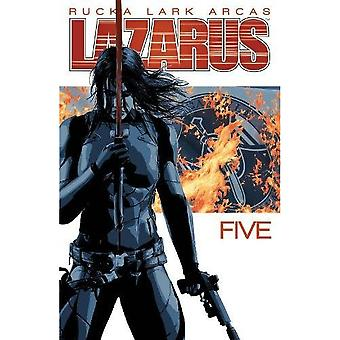 Lazarus Volym 5